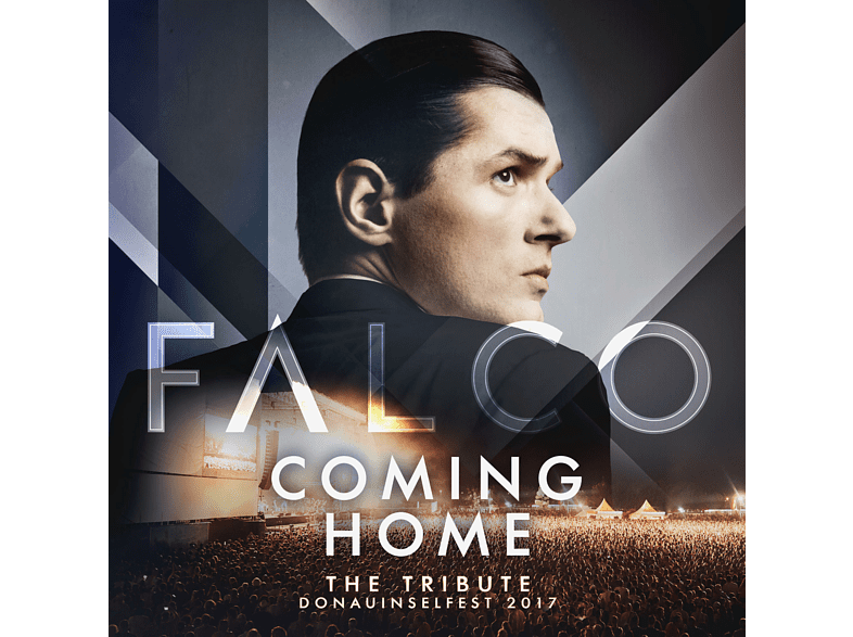 Falco - FALCO Coming Home-The Tribute Donauinselfest 2017  [CD]