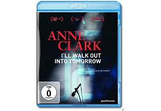 Anne Clark: I'll walk out into tomorrow - (Blu-ray)