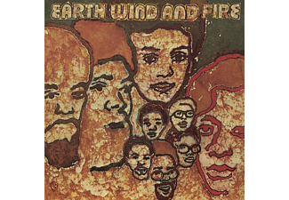 Earth, Wind & Fire - Earth, Wind & Fire (Vinyl LP (nagylemez))