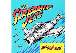 The Screaming Jets - All For One - (CD)