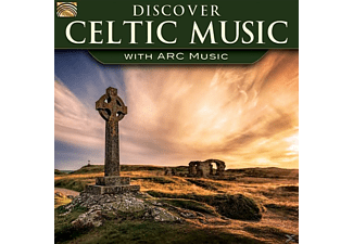 VARIOUS - Discover Celtic Music-With Arc Music - (CD)