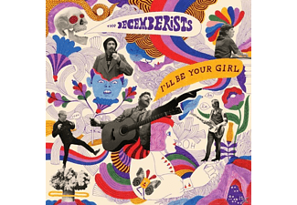 The Decemberists - I'll Be Your Girl - (Vinyl)