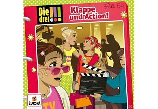 SONY MUSIC ENTERTAINMENT (GER) 054/Klappe und Action!