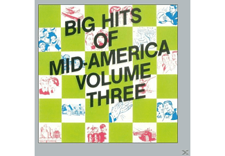 VARIOUS - Big Hits Of Mid-America Vol.3 (Remasterd & Sound) - (CD)