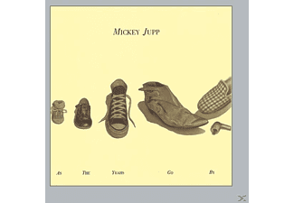 Mickey Jupp - As The Yeah`S Go By - (CD)