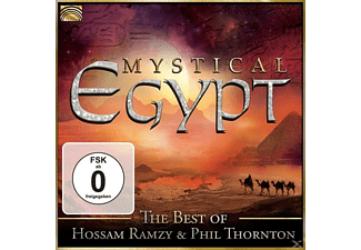 Hossam Ramzy, Phil Thornton - Mystical Egypt-The Best Of H.Ramzy & P.Thornton - (CD)