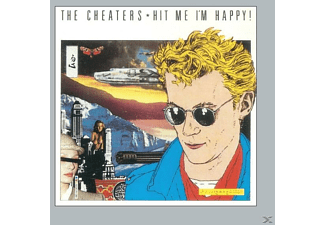 The Cheaters - Hit Me I'm Happy (Remastered And Sound Improved) - (CD)
