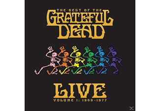 Grateful Dead - The Best Of The Grateful Dead Live Vol.1 - (Vinyl)