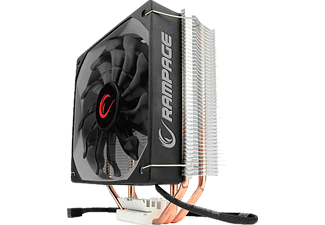 EVEREST Rampage Wind Chill 320 Socket AM4/ 2011 120x120x25mm Sessiz Fan CPU Soğutucu