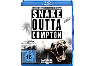 Snake Outta Compton - (Blu-ray)
