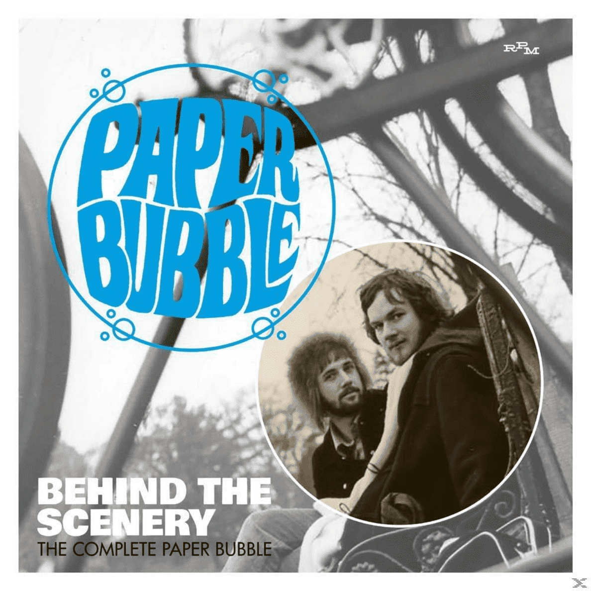 Paper Bubble - Behind The Scenery - Complete Paper Bubble (2cd) - (CD)
