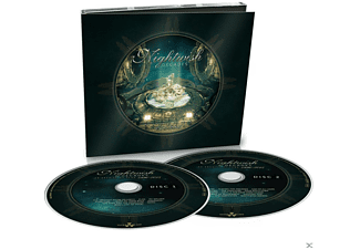 Nightwish - Decades - (CD + Buch)