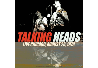 Talking Heads - LIVE AT CHICAGO AUGUST 28 - (Vinyl)