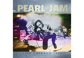 Pearl Jam - LIVE AT CHICAGO 1992 - (Vinyl)