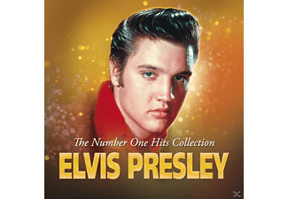 Elvis Presley - THE NUMBER ONE HITS - (Vinyl)