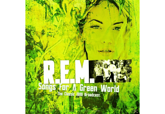R.E.M. - SONGS FOR A GREEN WORLD LIVE - (Vinyl)