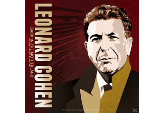 Leonard Cohen - BACK IN THE MOTHERLAND TOWN - (Vinyl)