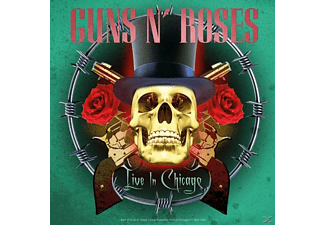 Guns N' Roses - LIVE IN CHICAGO - (Vinyl)