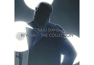 Craig David - Rewind-The Collection - (Vinyl)