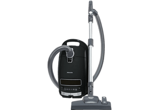 MIELE Complete C3 Silence EcoLine - SGSK3 - Svart Dammsugare