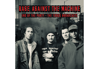 Rage Against The Machine - End Of The Party (Vinyl LP (nagylemez))