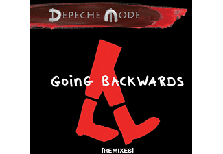 Depeche Mode - Going Backwards (Remixes) (Single CD)
