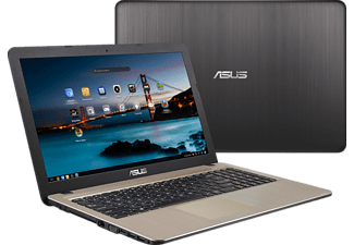 "ASUS X540LA-XX972 notebook (15,6""/Core i3/4GB/500GB HDD/Endless OS)"
