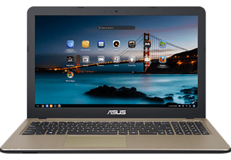 "ASUS X540LA-XX985 laptop (15,6""/Core i3/4GB/1TB/Endless OS)"