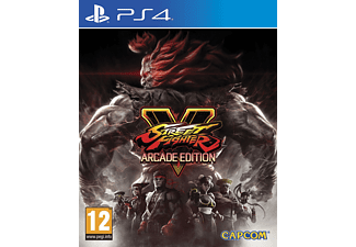 CAPCOM Street Fighter V Arcade Edition PS4 Oyun