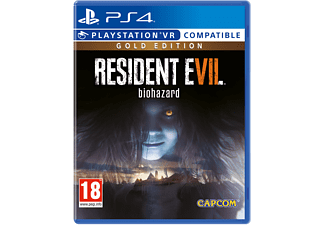 CAPCOM PS4 RESIDENT EVIL 7 GOLD EDT.
