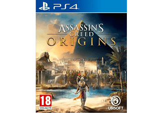 UBISOFT Assassins Creed Origins PS4 Oyun