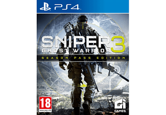 CI GAMES Sniper Ghost Warrior 3 PS4 Oyun