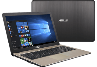 "ASUS X540LA-XX972T notebook (15,6""/Core i3/4GB/500GB HDD/Windows 10)"