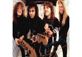 Metallica - The $5.98 E.P. - Garage Days Re-Revisited - (Vinyl)