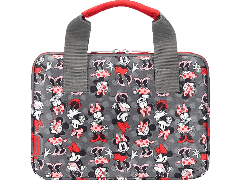 SAMSONITE  Airglow Tablethülle, Flip Cover, 10.1 Zoll, Disney Minnie World | 05414847754470
