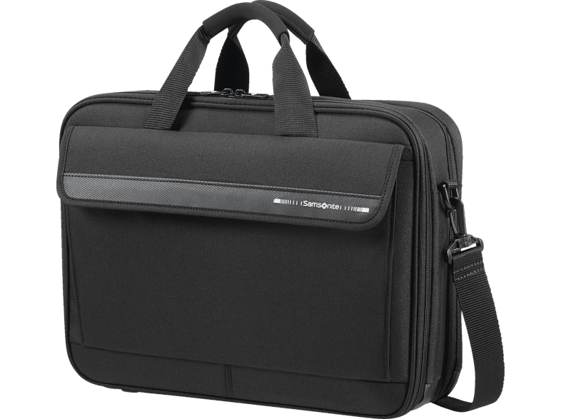 SAMSONITE Classic CE Office Notebookhülle, Aktentasche, 15.6 Zoll, Schwarz