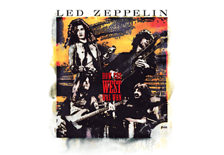Led Zeppelin - How The West Was Won - (Blu-ray)