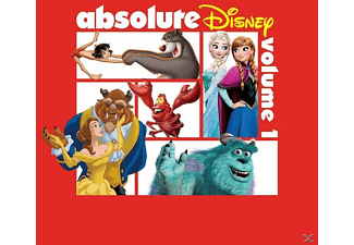 Various - ABSOLUTE DISNEY 1 - (CD)