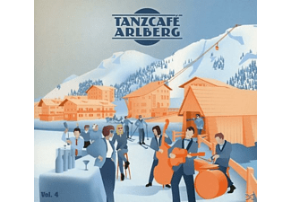 VARIOUS - Tanzcafe Arlberg,Vol.4 - (CD)