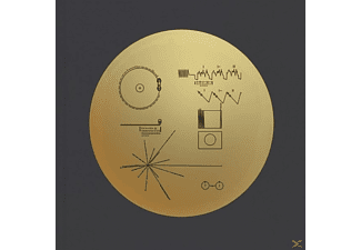 VARIOUS - The Voyager Golden Record - (CD + Buch)