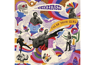 The Decemberists - I'll Be Your Girl - (CD)