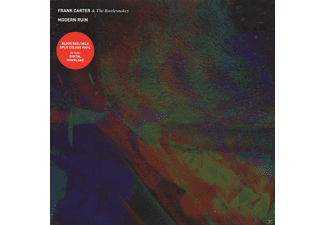 Frank & The Rattlesnakes Carter - Modern Ruin (Limited Red White Edition) - (LP + Download)