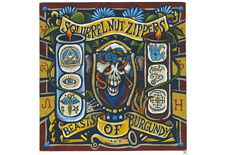 Squirrel Nut Zippers - Beasts Of Burgundy - (CD)