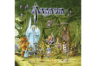 Magnum - Lost on the Road to Eternity (CD)