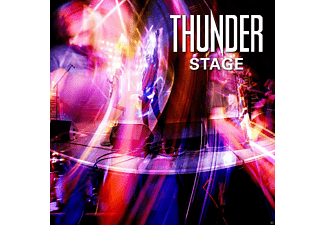 Thunder - Stage - (CD + Blu-ray Disc)