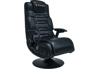XROCKER Pro 4.1 Black gamingstol
