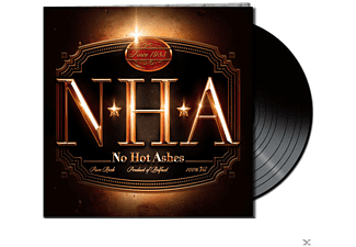 NO HOT ASHES - NO HOT ASHES (LTD.GATEFOLD/BLACK VINYL) - (Vinyl)