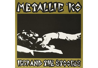 Iggy & The Stooges - Metallic K.O. - (Vinyl)