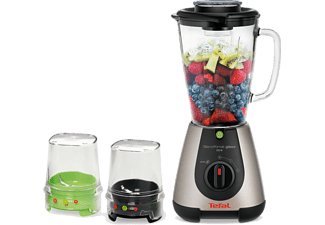 TEFAL BL313A Blendforce Glass Tripl'Ax + hakmolen en maler