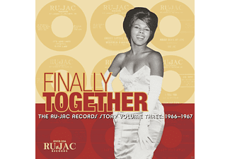 Various - FINALLY TOGETHER - THE RU-JAC RECORDS STORY 3 - (CD)